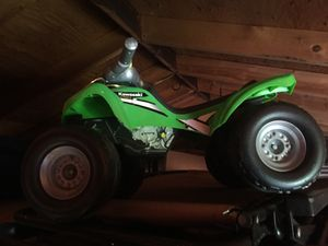 Kawasaki little motorcycle for kids for Sale in Chicago, IL