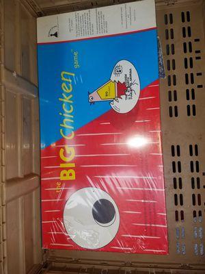 The Big Chicken Board Game 1985 for Sale in Marietta, GA