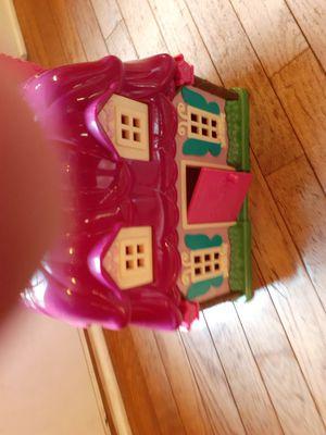 Little woodzeez dolls house for Sale in Lake Park, NC