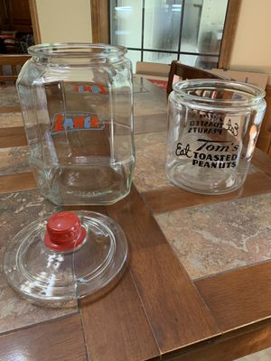 Collectible Snack Jars for Sale in Whitehouse, TX