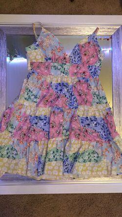 Flower Summer Dress for Sale in Carbonado,  WA