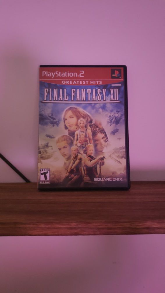 Final Fantasy XII (12) for [PS2]
