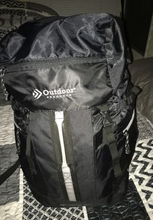 Hiking Backpack with sleeping bag for Sale in Orange City, FL