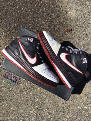 Nike Lebron Zoom 6 for Sale in Wenatchee, WA