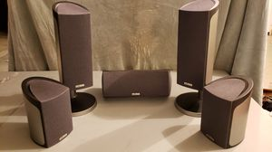 Polk audio speakers for Sale in Tustin, CA