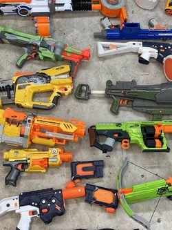Nerf Gun Collection for Sale in Pompano Beach,  FL
