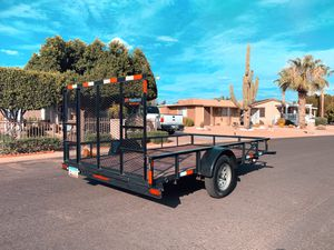 Trailer Great for 2 seat RZR or x3 for Sale in Mesa, AZ