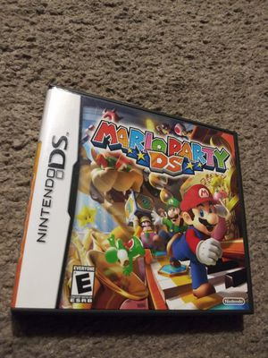 Mario Party DS works great good condition for Sale in Garden Grove, CA