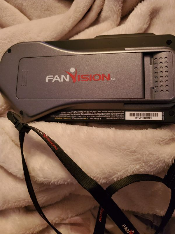 Fan Vision Controller