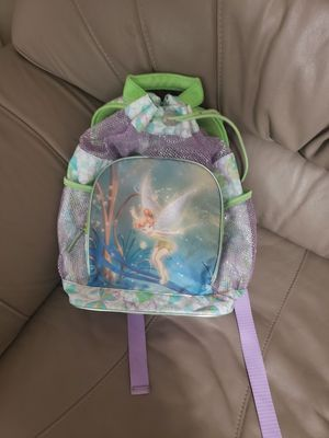 Disneyland backpack Tinkerbell for Sale in Garden Grove, CA