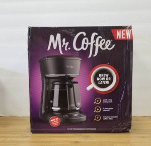 Mr. Coffee Programmable 12-Cup Coffee Maker for Sale in Marietta, GA