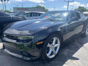 2015 Chevrolet Camaro 2LT fully loaded CLEAN TITLE **********$15999 a/f for Sale in Hollywood, FL