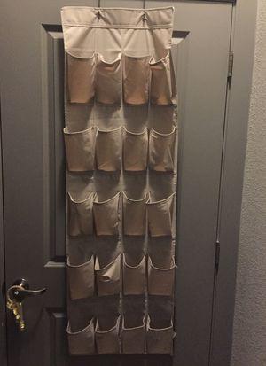 Shoe hanger over door for Sale in Aurora, CO