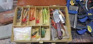Fishing tackle for Sale in Houston, TX