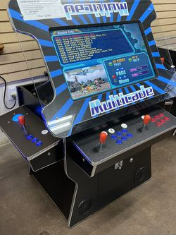 """Arcade cocktail 1162 games in 1 , w/26""""lcd liftup screen for Sale in Westminster,  CA"""