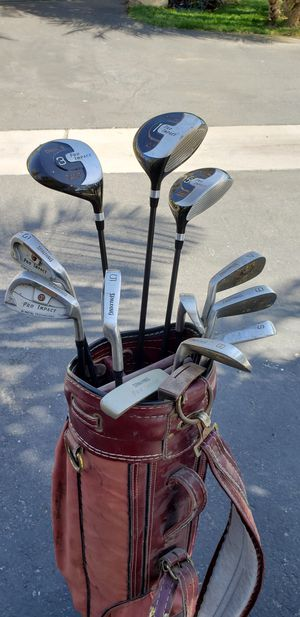 Golf clubs Spalding for Sale in Carlsbad, CA