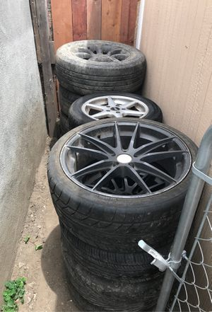 3 pair wheels for Sale in Oakland, CA