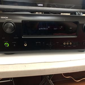 Denon AVR-590 Receiver (Home Theater / Stereo) for Sale in San Diego, CA
