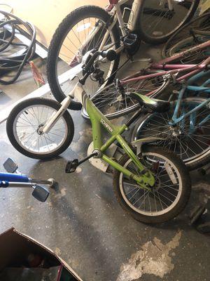 Kid's green bike for Sale in Austin, TX