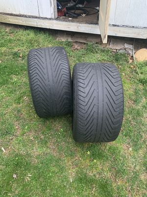 345/30/19 Used tires for sale for Sale in Alexandria, VA