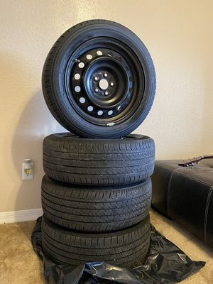 """Wheels 16"""" with Tires and Sensors for Sale in Oldsmar, FL"""