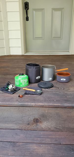 Soloist Hiking cookset for Sale in Yelm, WA