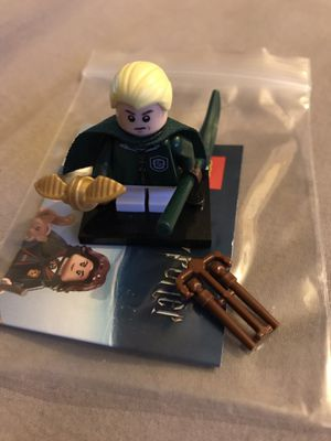 Draco Malfoy LEGO Minifigure for Sale in Columbus, OH