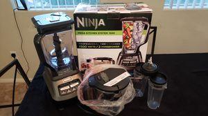 Ninja Mega Kitchen System Professional performance for Sale in Las Vegas, NV