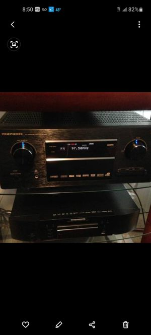 MARANTZ SR7002 HDMI RECEIVER for Sale in North Las Vegas, NV