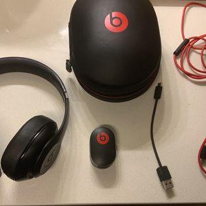 Beats Studio Wireless Headphones for Sale in San Diego, CA