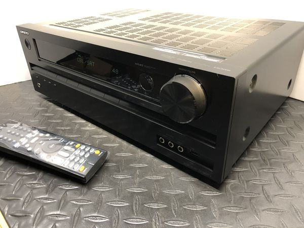 Onkyo TX SR-323 Receiver HDMI-USB