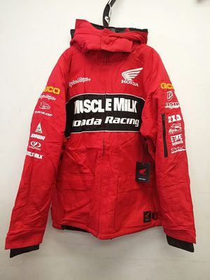 Troy Lee Designs Honda Team Red Jacket Size 3X for Sale in Long Beach, CA