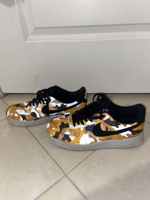 Air Force 1s Size 9 for Sale in Bethesda, MD