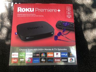 Roku premiere plus 4K for Sale in Fort Myers,  FL