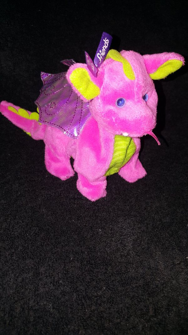 FurReal Friends Walkin Dragon!!!