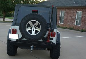 Great 05 Jeep Wrangler 4WDWheels Clean for Sale in Tacoma, WA