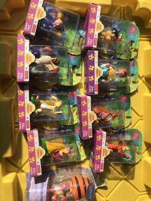 Disney 2000th edition figurines for Sale in Vancouver, WA
