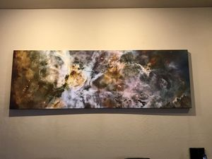 Art Canvas painting space painting for Sale in Glendale, AZ