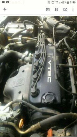 1994 Honda Axcord F22B1, rebuilt engine, SMALL, oil leak. for Sale in Greenbrier, AR