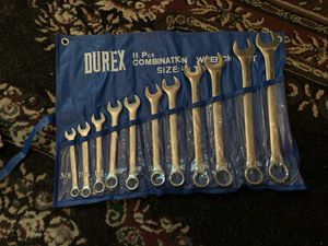 Wrench Set- 11 piece complete. for Sale in Staten Island, NY