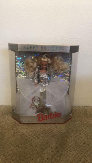 Happy Holidays Barbie 1992 for Sale in El Cerrito, CA