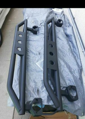 Jeep parts Jeep side bars Jeep Wrangler for Sale in Riverside, CA