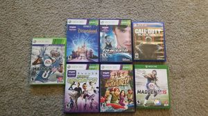 Xbox one , xbox 360, and ps4 games for Sale in Rockville, MD