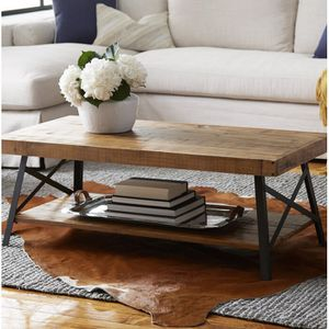 Wooden coffee table for Sale in New York, NY