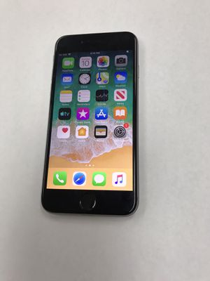 iPhone 6 64GB factory unlocked for Sale in Brooklyn, NY