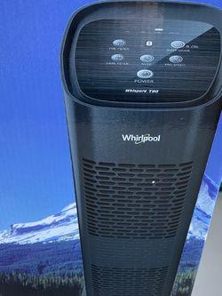 Whirlpool Whispure WPT80B, True HEPA Purifier, for Sale in Plano,  TX