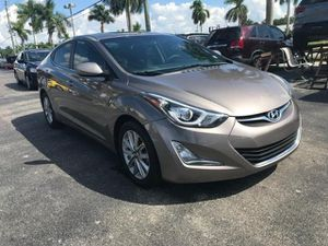 2015 Hyundai Elantra for Sale in Fort Myers, FL