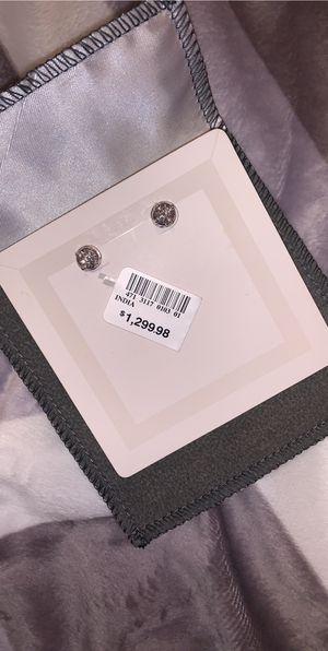 Diamond earrings for Sale in St. Louis, MO