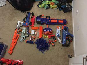 Nerf guns for Sale in St. Marys, GA
