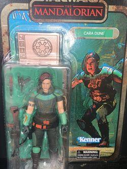 Star Wars Cara Dune Mandalorian Credit Collection for Sale in Seattle,  WA